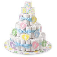 Image: Wilton Diaper Cake Kit