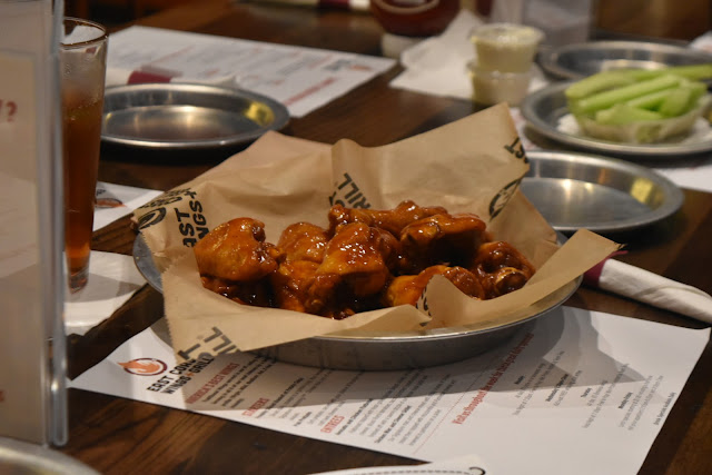 Tasting the Goodness at East Coast Wings & Grill:  $60 Gift Card Giveaway Ends 2/28  via  www.productreviewmom.com