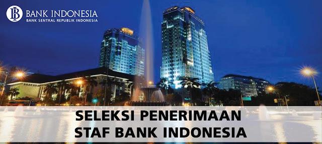 Lowongan Kerja di Bank Indonesia 2016 Buruan Daftar..!!