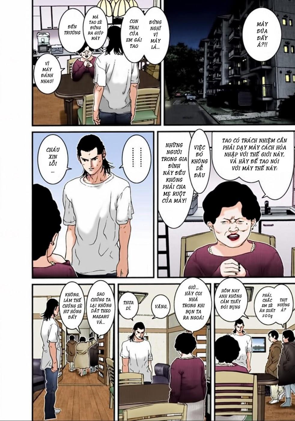 Gantz Chap 28: Sự gặp lại trang 10