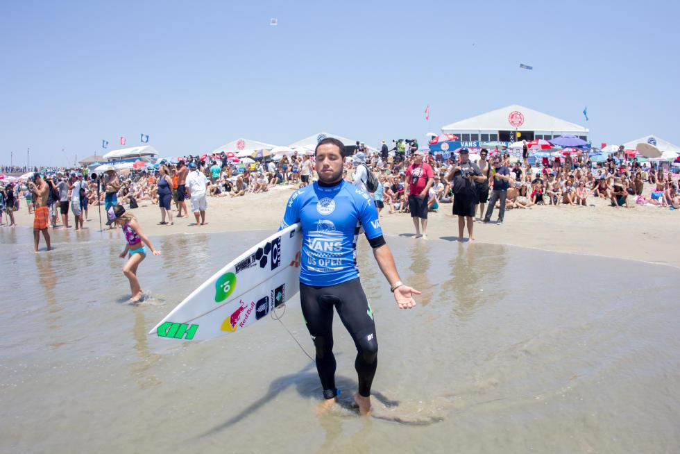 11 Adriano de Souza Vans US Open of Surfing foto Jackson Van Kirk WSL