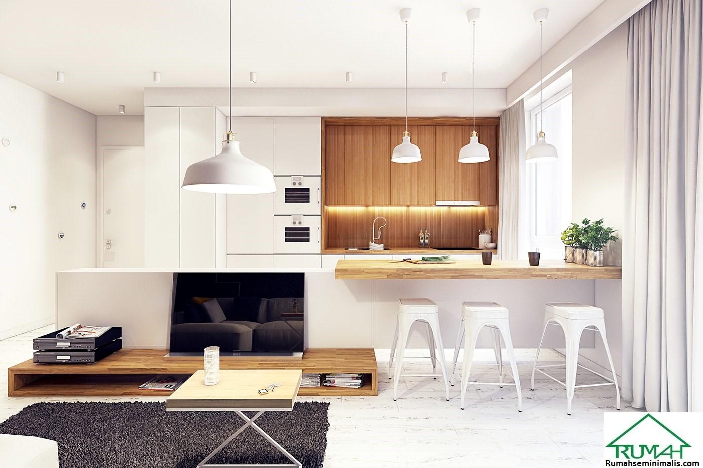 Kumpulan Denah Model Desain Gambar Dapur Minimalis