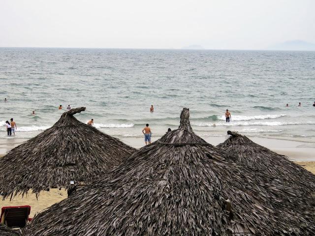 An Bang Beach near Hoi An Vietnam