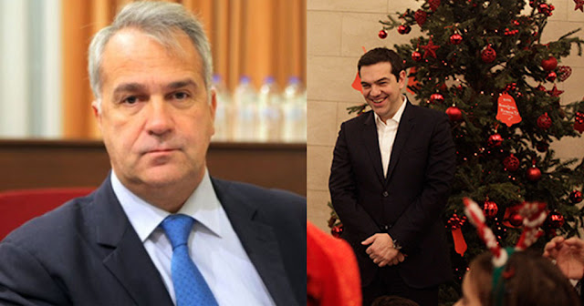 Βορίδης: «Φέτος δεν θα γιορτάσουμε Χριστούγεννα γιατί ο Τσίπρας θα τα καταργήσει»