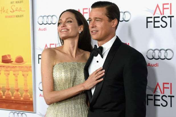 Angelina Jolie, Brad Pitt Documentary in the Works From Ian Halperin