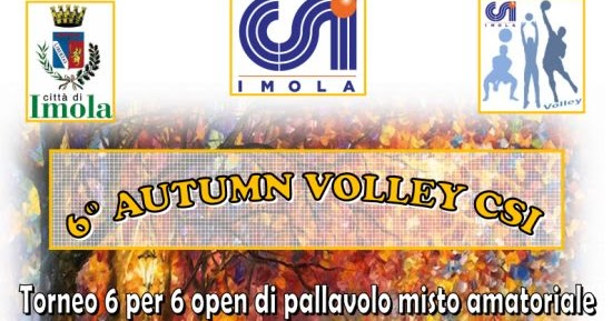 6° autumn volley csi