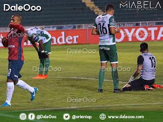Wilstermann elimina a Oriente Petrolero de la Copa Libertadores - DaleOoo
