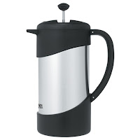 Thermos Nissan Vacuum Insulated Stainless-Steel Gourmet Coffee Press