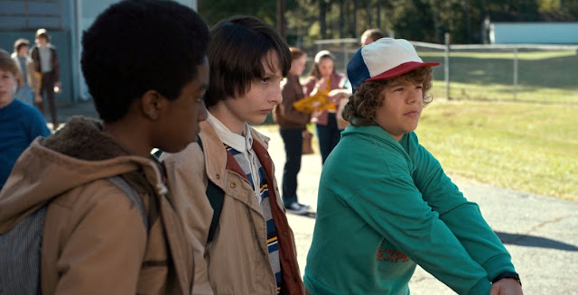 Stranger Things, Outcasts, Geeks, Duffer Brothers, Facts about Stranger Things, Horror, Science Fiction, TV Shows, Stephen King Store