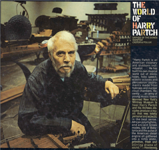 Harry Partch, The World of Harry Partch