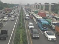 66 Ribu Mobil Tinggalkan Jakarta saat Libur Idul Adha