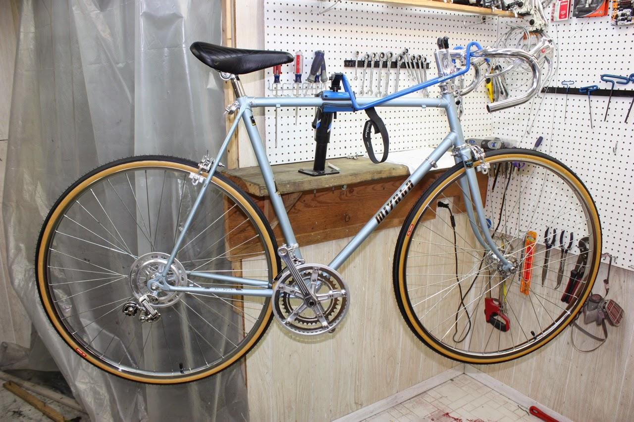 John's Bicycle Restorations: 1981 Miyata 210 Restoration