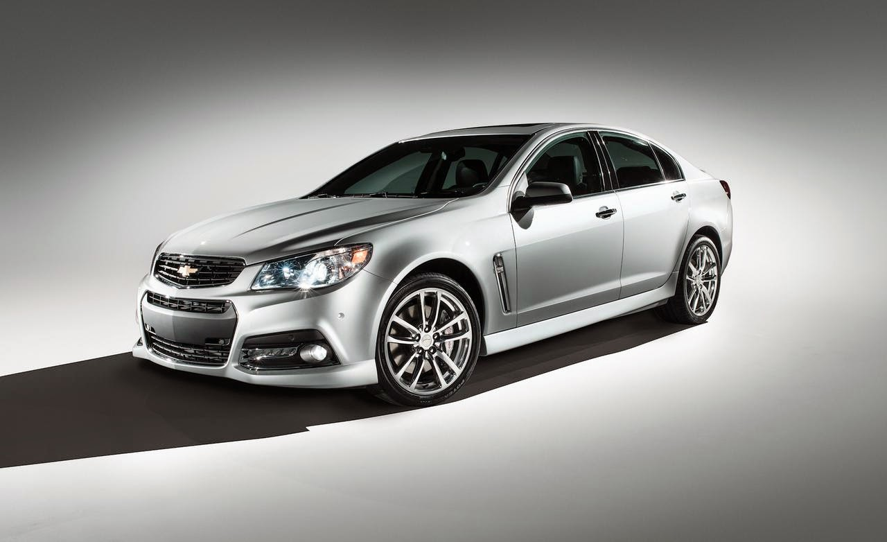 2016 Chevy Impala SS Redesign