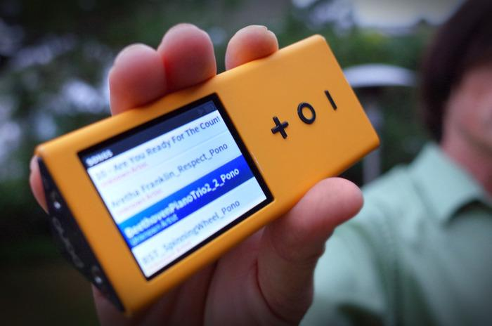Speakers in Code: Neil Young's Pono Music Player: Believe