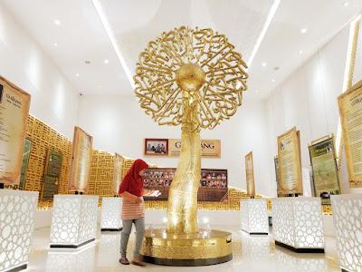 Pengalaman Berkunjung ke Museum Jenang di Kudus