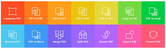 Cara konver PDF ke Word Secara Online
