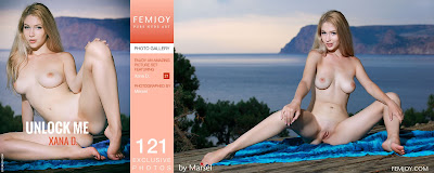 Xana D - FemJoy - Unlock Me - Mar 07, 2016