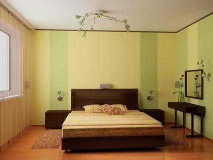 Ремонт спальной комнаты своими руками фото фото 452