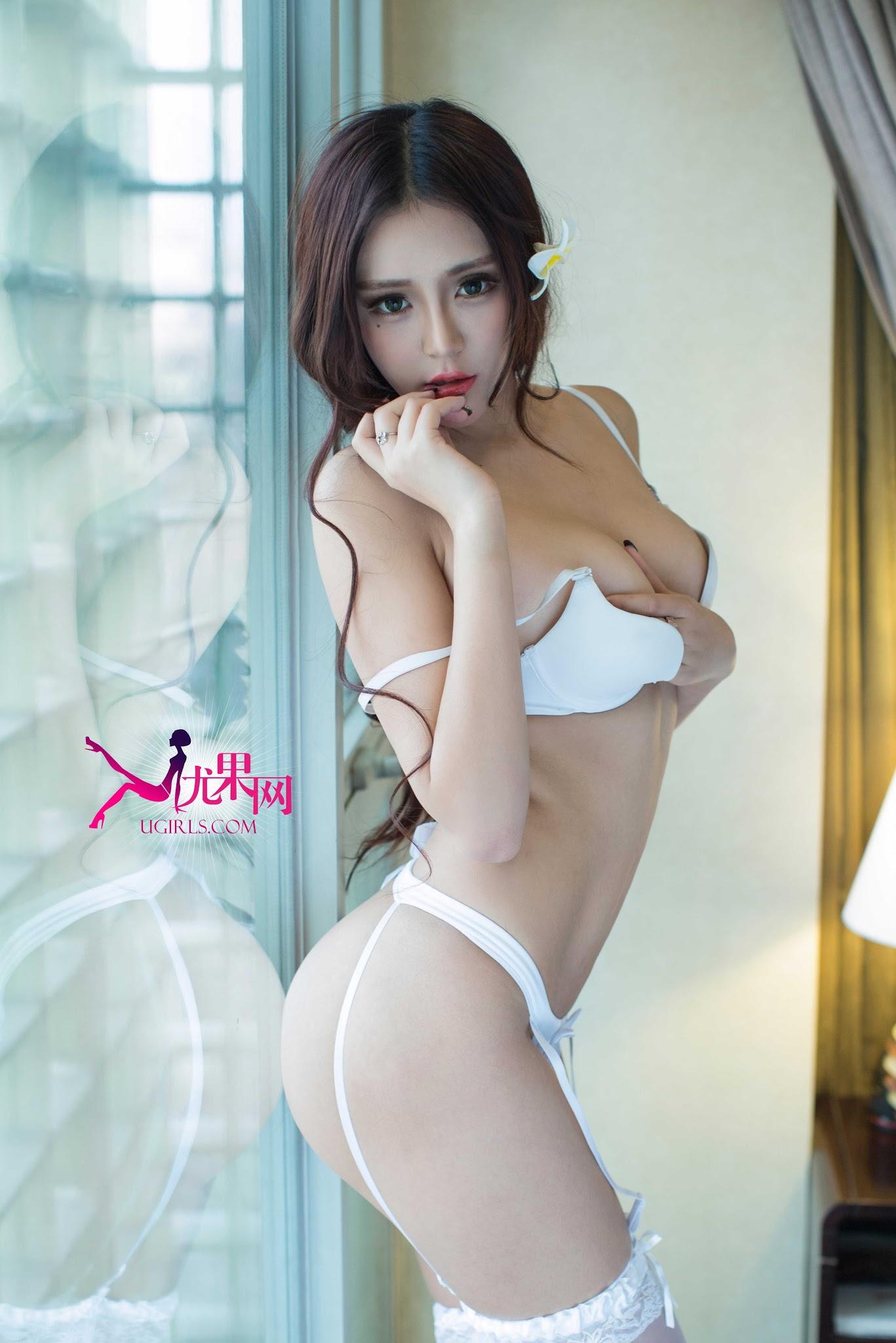 Molly Zhu Ying 朱赢 Naked Babe Part II @ ugirls 尤果网 ...