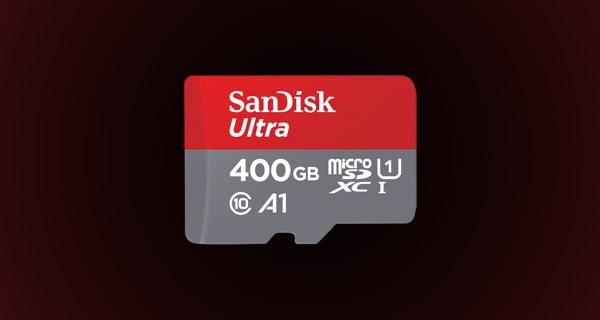 Sandisk 400gb