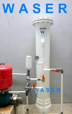 filter air pondok gede