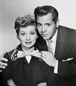 I Love Lucy Was Their Idea Production And Hit The Jackpot They Became Hollywood S Top Tv Stars With Desilu