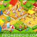 لعبة المزرعة Farm Town:Happy City Day Story v1.95 مهكرة كاملة للاندرويد