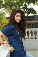 Actress Rithika Sing Latest Pos in Denim Jeans at Guru Movie Interview  0223.JPG