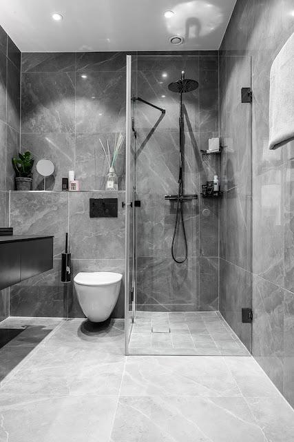 Desain kamar mandi apartemen kecil