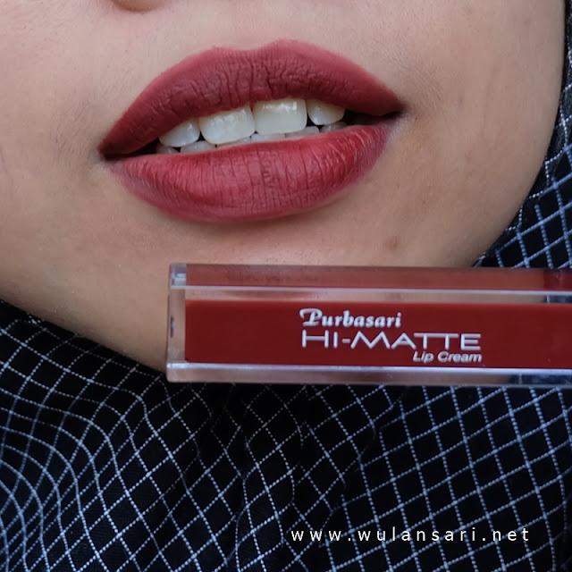 review purbasari lip cream dahlia lunaria viola ixia magnolia ayanna