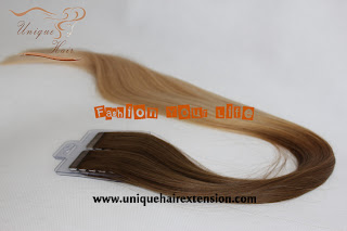 seamless tape hair extensions