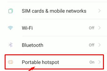 Cara Melimit User Atau Pengguna Yang Sanggup Terkoneksi Ke Hotspot Handphone Kita