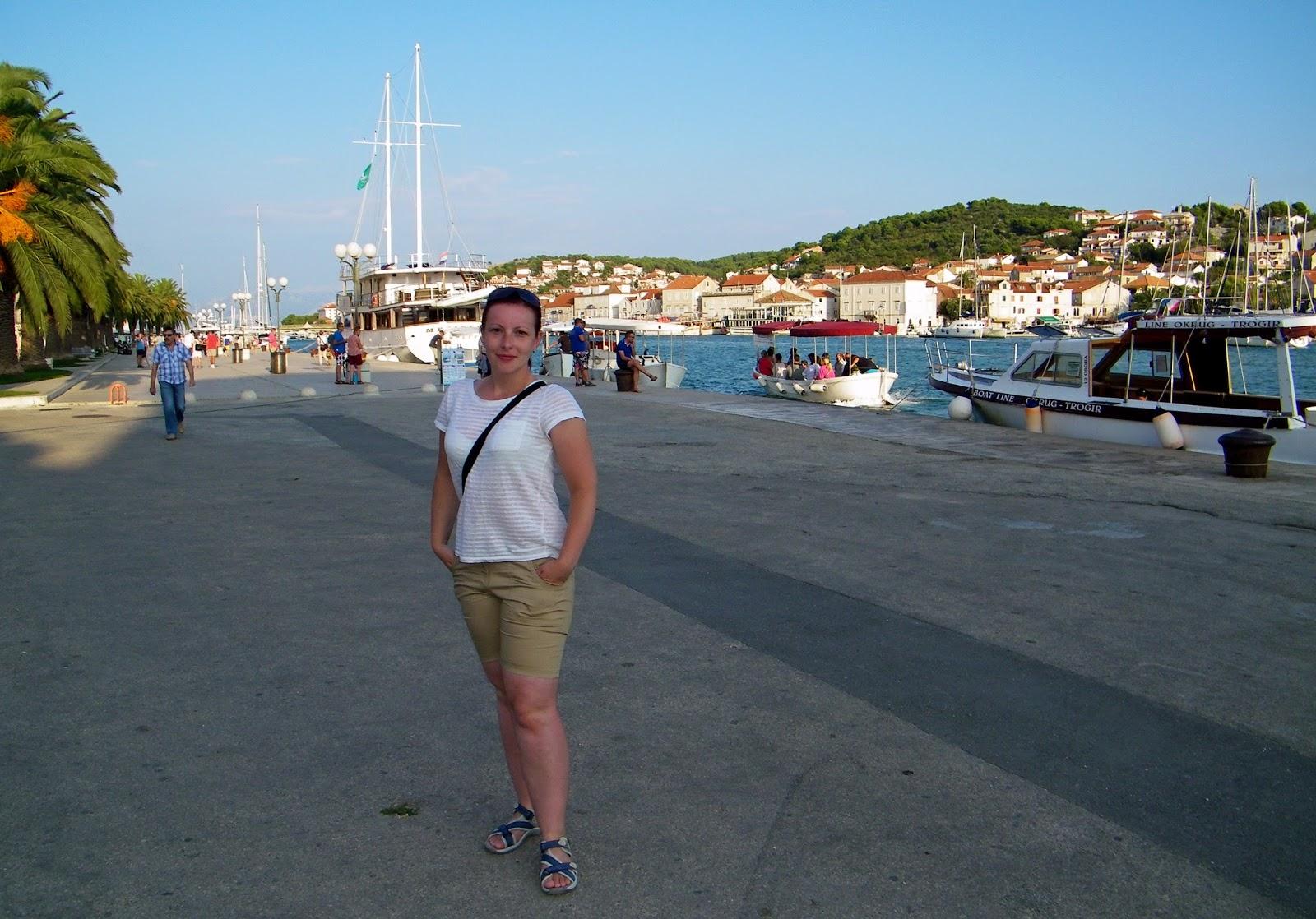 Trogir Chorwacja Promenada