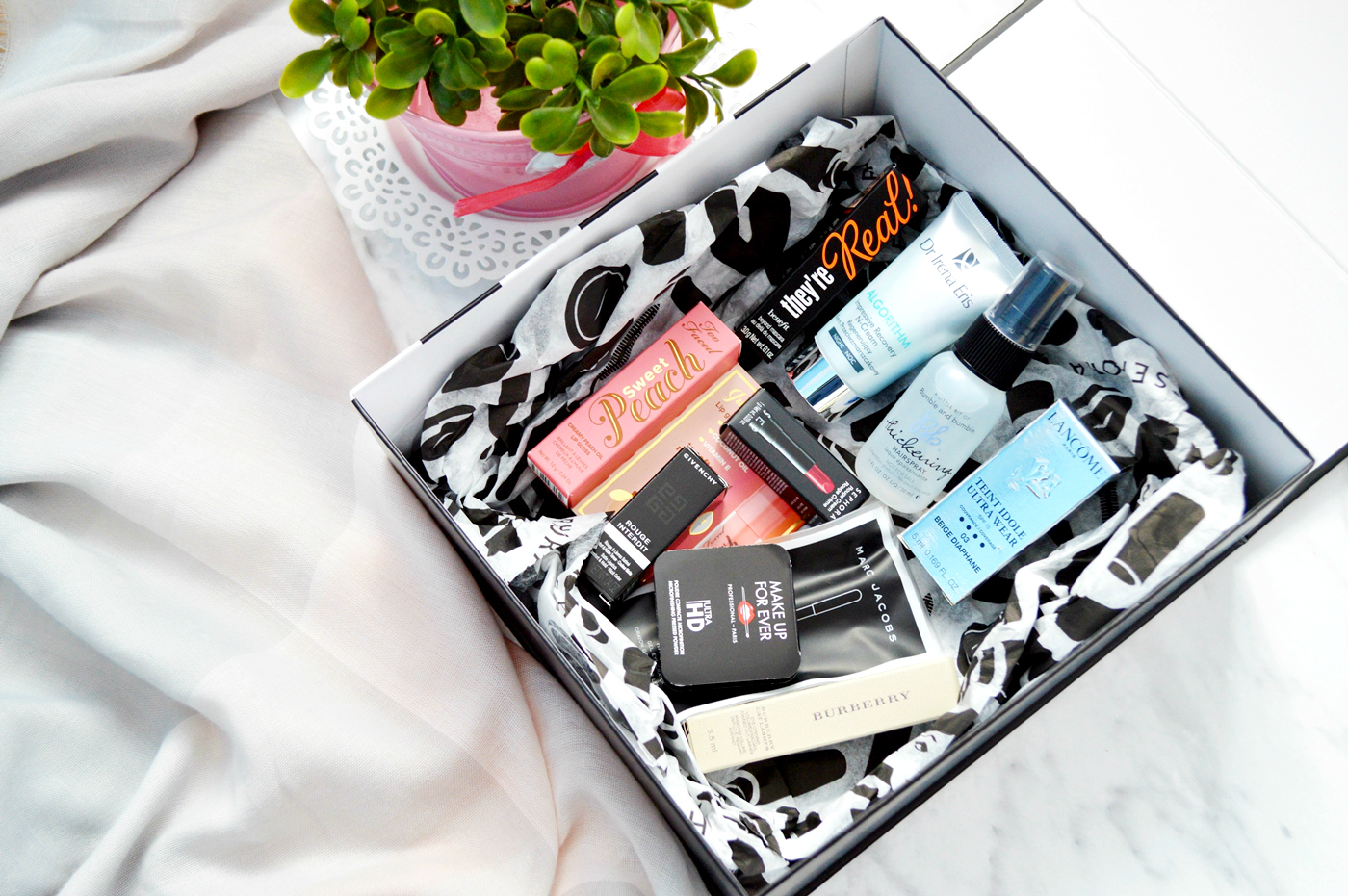 Sephora Box zawartość