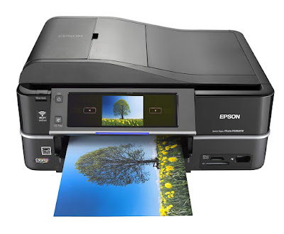 The elegant together with intelligent Epson Stylus Photo PX Epson Stylus Photo PX810FW Driver Downloads