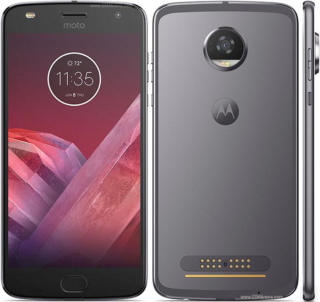 Motorola Rilis Moto Z2 Play dengan Dukungan 4 Mods Baru