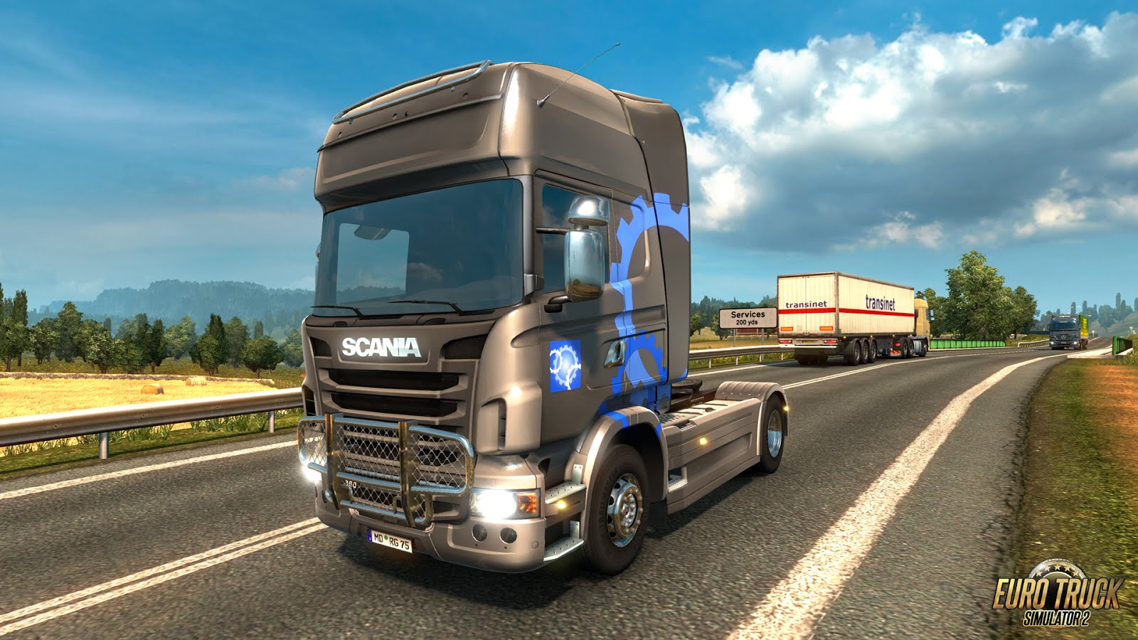 scs blog euro truck simulator 2 company paintjobs. Black Bedroom Furniture Sets. Home Design Ideas