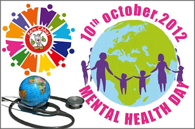 10th October 2017 World Mental Health Day