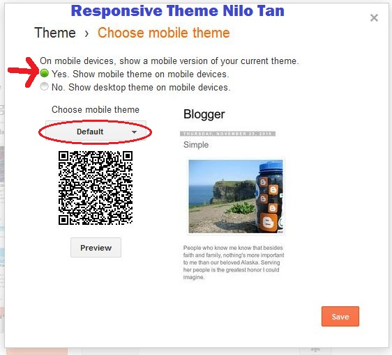 blogger theme responsive nilo tan