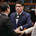 WATCH: Sen.Zubiri Nagbitiw ng Mabibigat na Salita Kay Trillanes, Namumutla ang Mukha