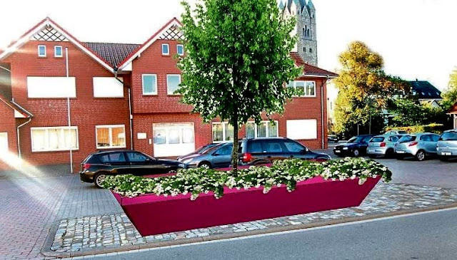 Große Pflanzkübel Für Bäume - heathen6.com-Küche und Bad