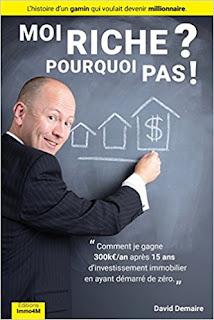 Moi Riche ? Pourquoi Pas ! de David Demaire PDF