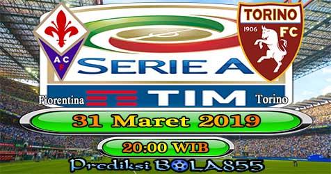 Prediksi Bola855 Fiorentina vs Torino 31 Maret 2019