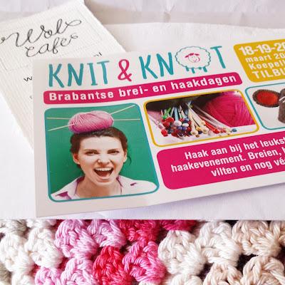 De Creatieve Wereld Van Terray Knit Knot Brabantse Brei En