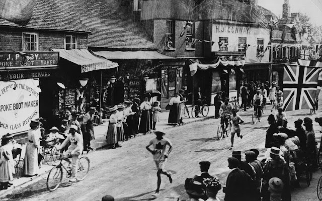 The London Olympics Of 1908: Marathon Running