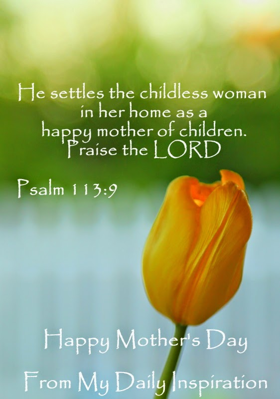 Happy Mother S Day Religious Quotes: Happy Mother's Day