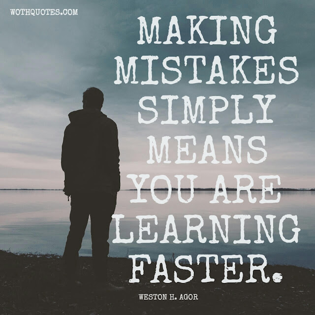Mistakes Quotes