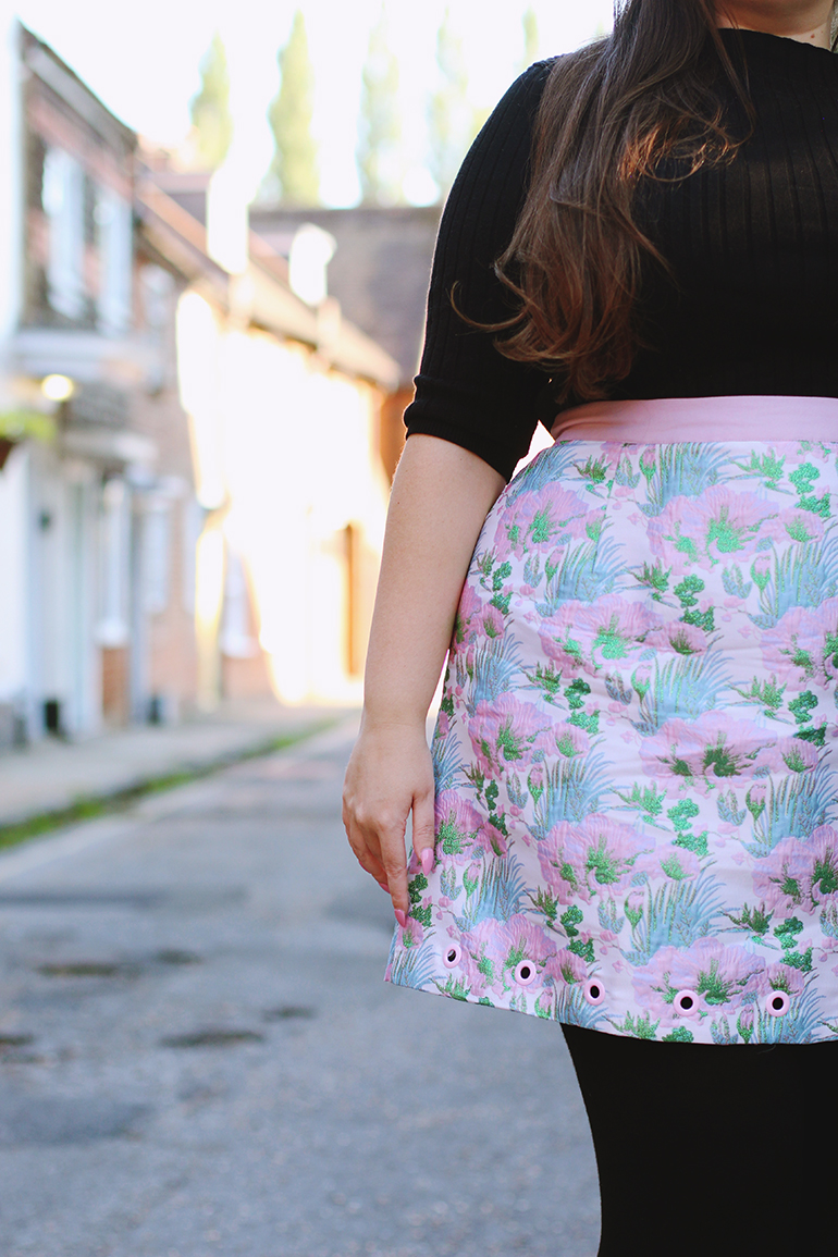 OSMO skirt ELVI plus size