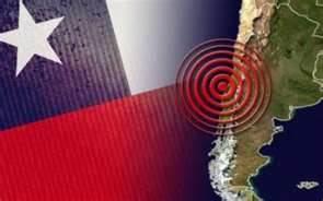 OLA DE SISMOS EN EL CENTRO DE CHILE