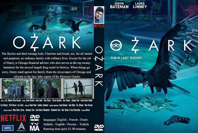 Ozark DVD Cover